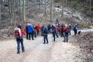 Tradicionalni pohod na Lašček (25.1.2015)